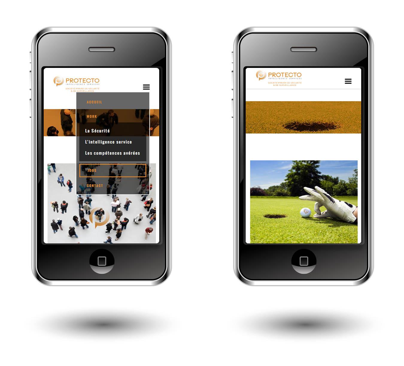conception, site responsive  sakkamoto.com