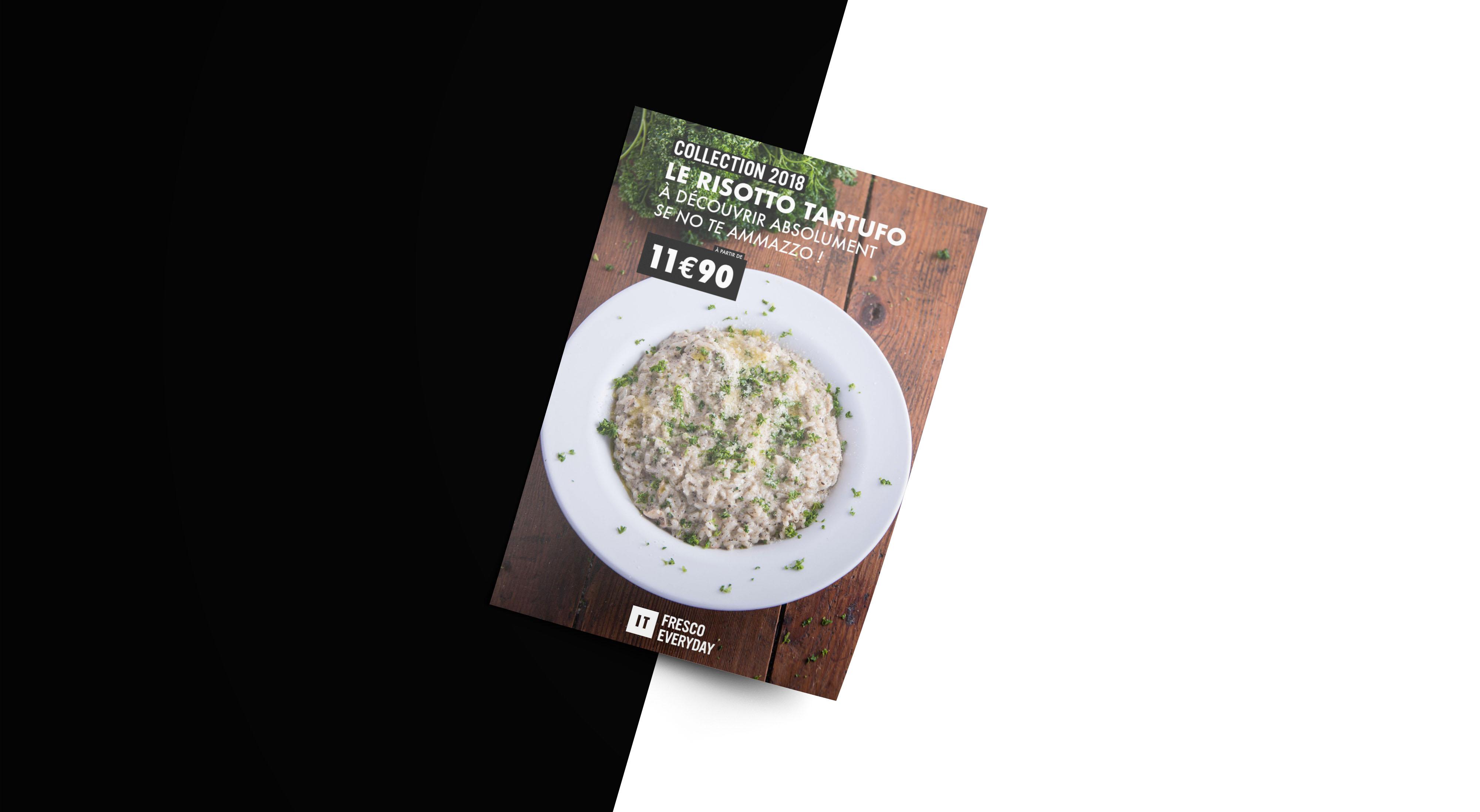 Nouvelle collection printemps des restaurants IT, restaurants italiens, photos : laurent Scavone