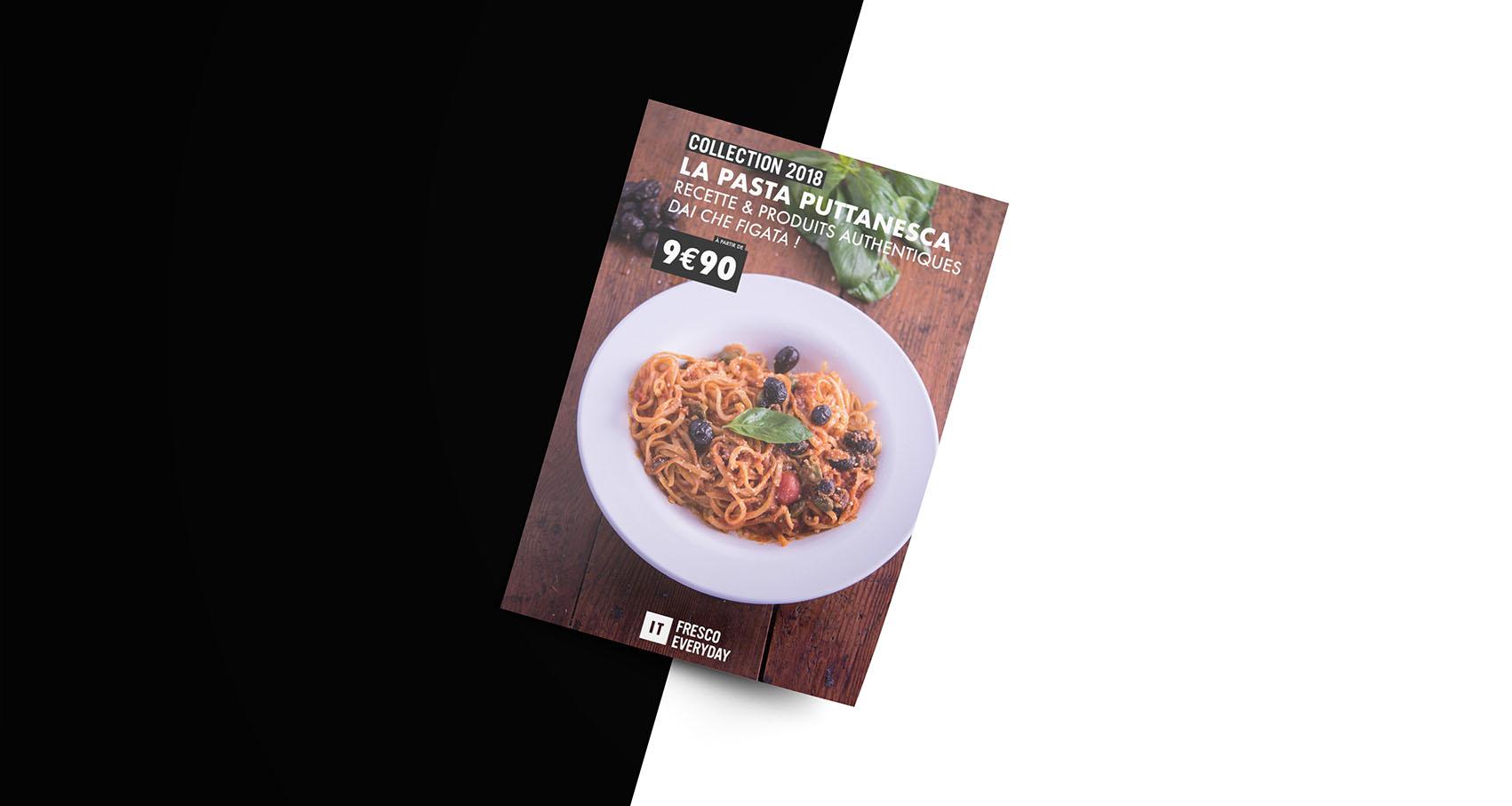 Nouvelle collection printemps des restaurants IT, restaurants italiens
