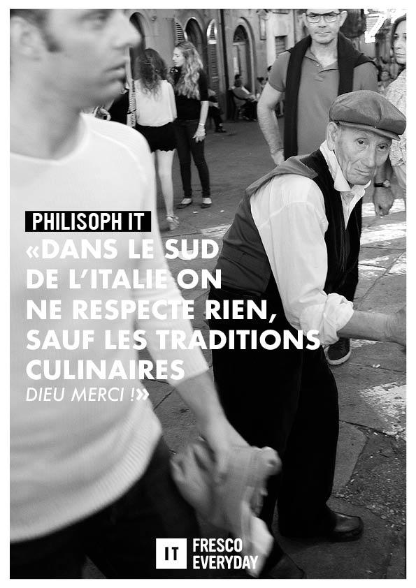 Campagne publicitaire pour IT Trattoria - Sakkamoto - Photos Laurent Scavone - Restaurant Italien aux produits 100% Italien.