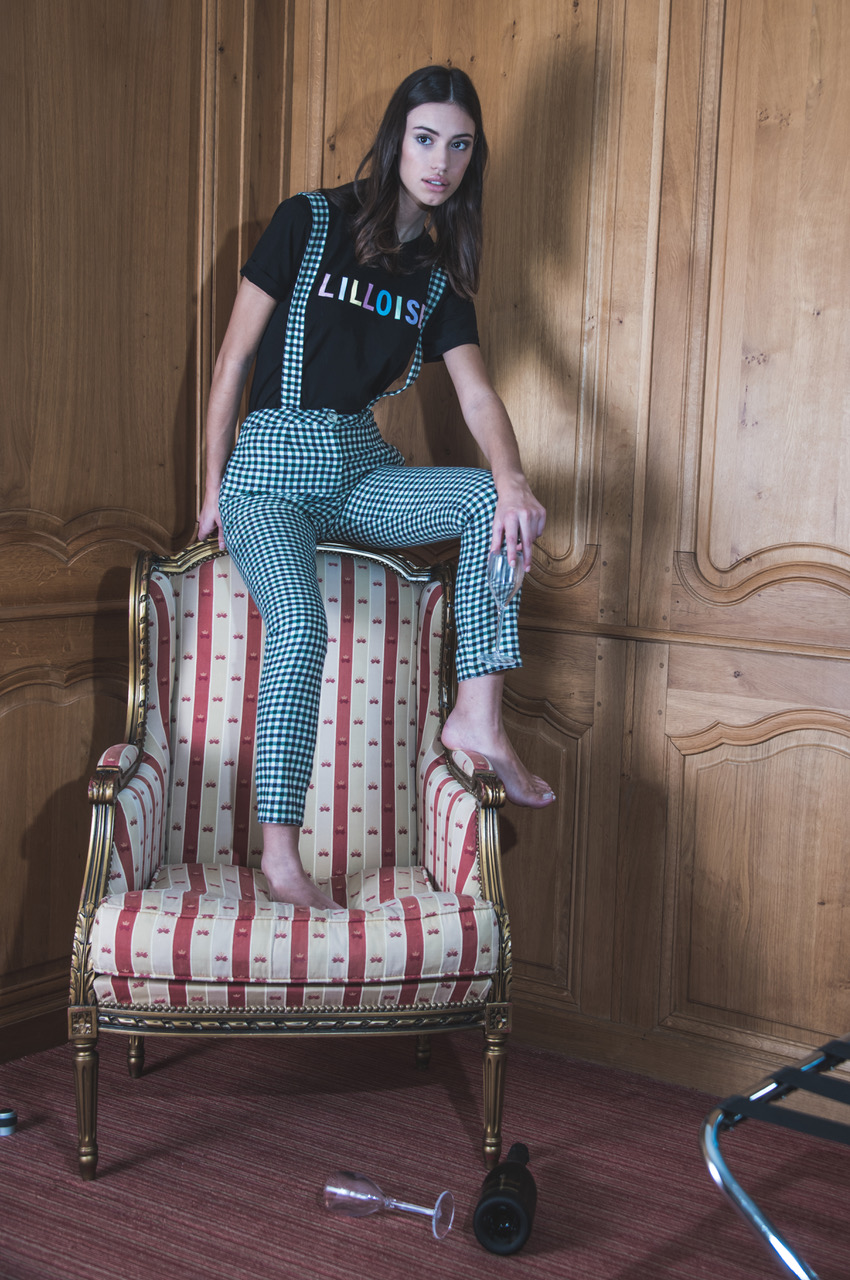 Edie Grim : Photo de mode, photographe de mode à Lille. Laurent Scavone photographe et directeur artistique.