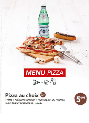 Conception merchandising Flunch par Sakkamoto, agence de communication Lilloise