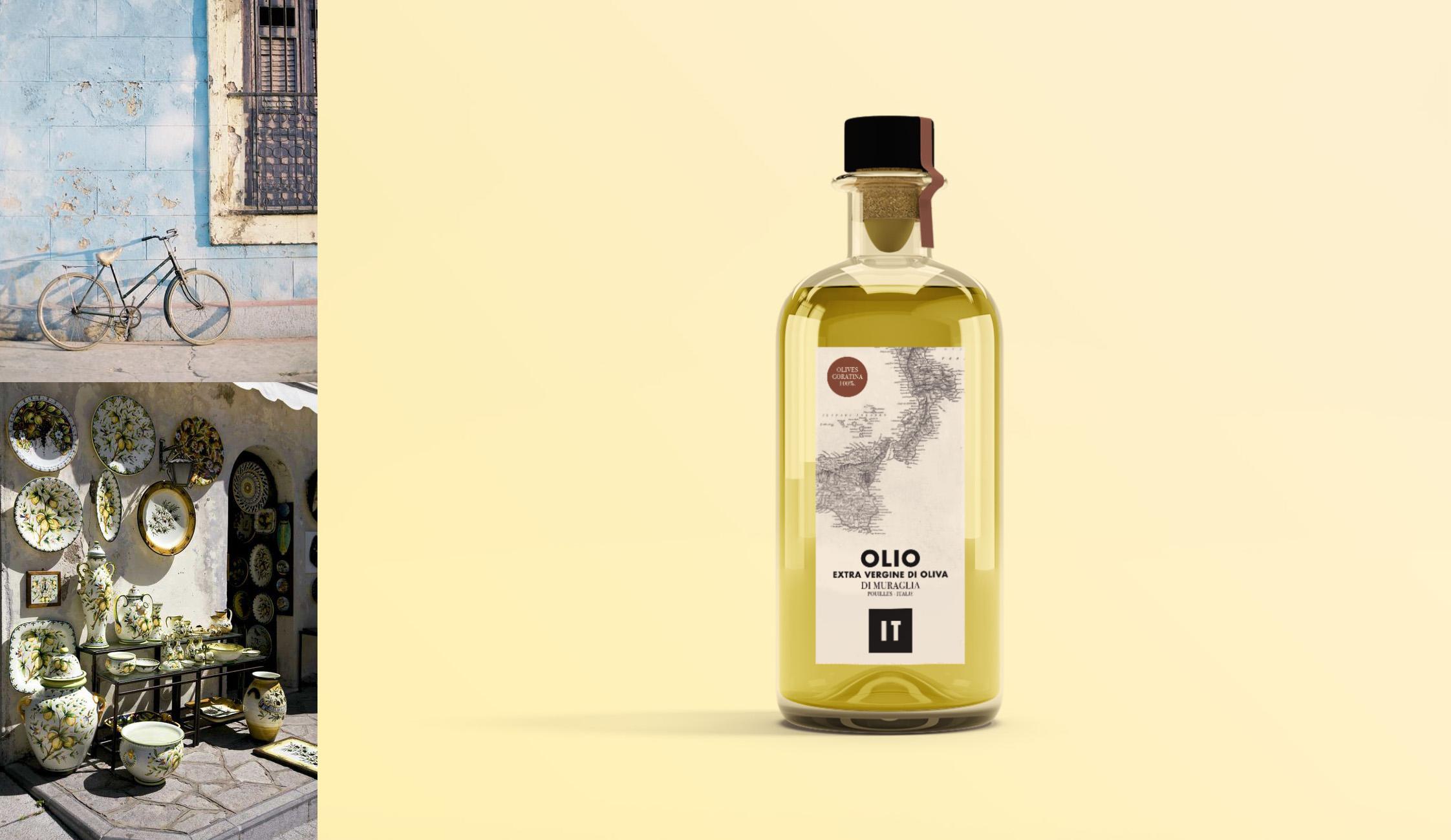 @Olive Oil Bottle-IT-2020