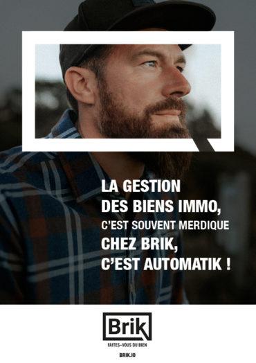 Laurent Scavone Directeur Artistique, agence de publicité Lille